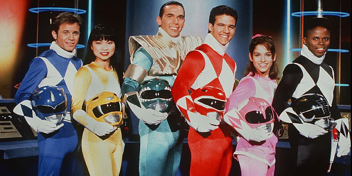 Power Rangers Especial : Parte 1 1