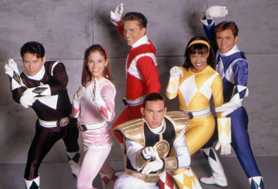 Power Rangers Especial : Parte 1 2