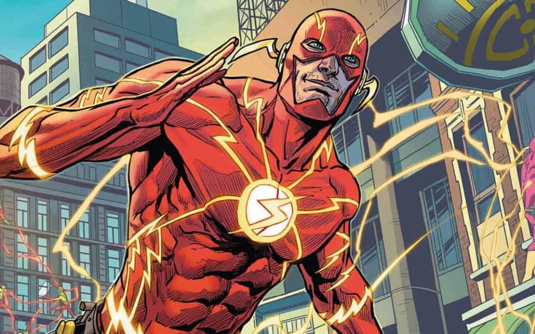 """Páginas de """"Flash: Year One"""" são liberadas pela DC"""