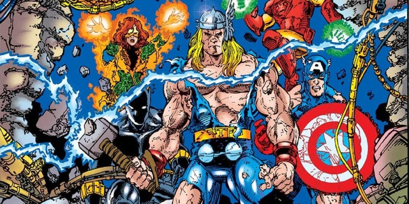 Vingadores: Ultron Ilimitado