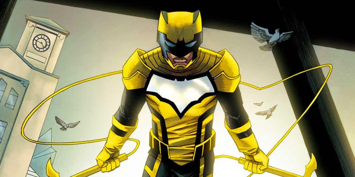 Batman & Sinal - Uma Nova Luz para Gotham 1