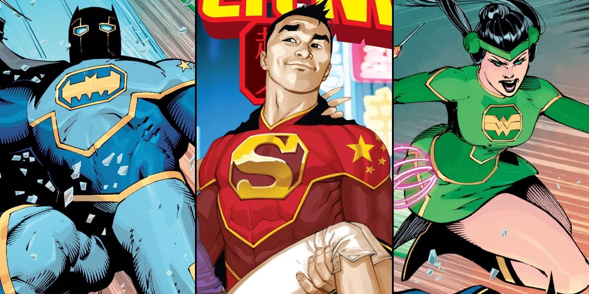 Conheça o SuperMan Chinês 2