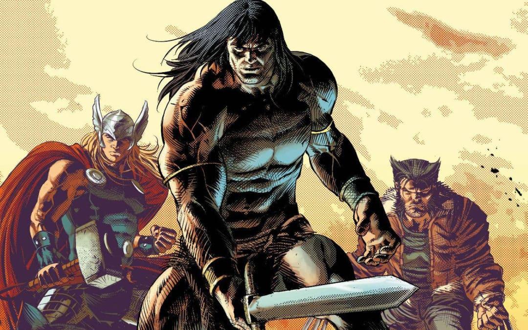 Panini Pode ter Revelado como Pretende Publicar Conan no Brasil