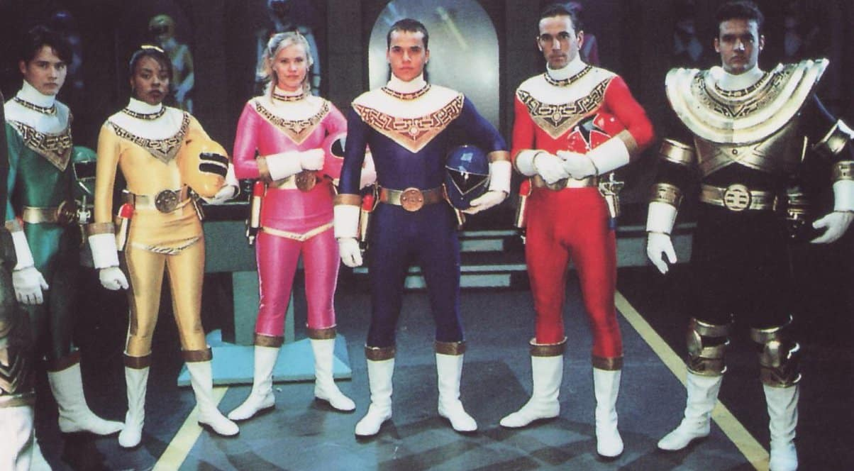 Power Rangers Especial : Parte 1 5