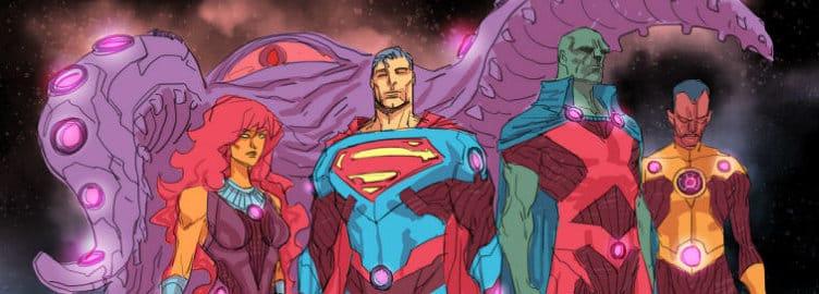 Como Ler a Liga da Justiça de Scott Snyder 7
