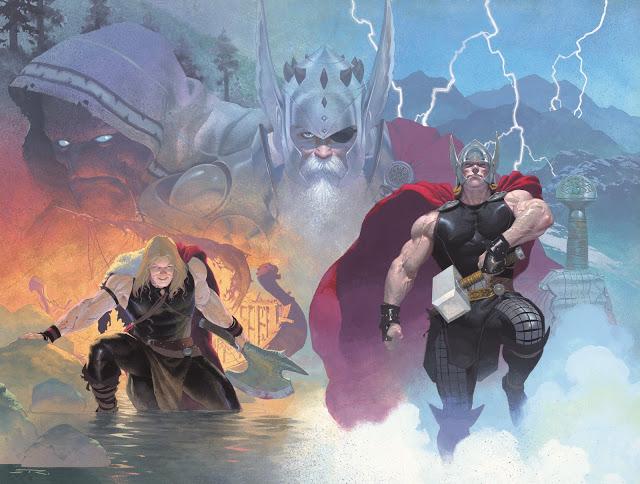 As 7 Melhores HQs Mensais Marvel e DC e seus roteiristas 2