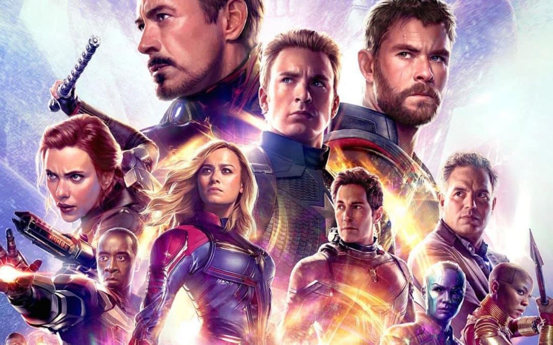 Cinemark anuncia Retrospectiva Marvel nas sessões de pré-estreia de Vingadores: Ultimato