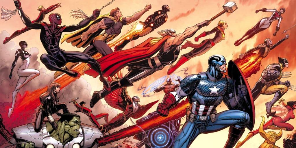 As 7 Melhores HQs Mensais Marvel e DC e seus roteiristas 1