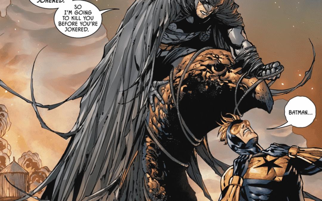 Batman & Gladiador Dourado de Tom King