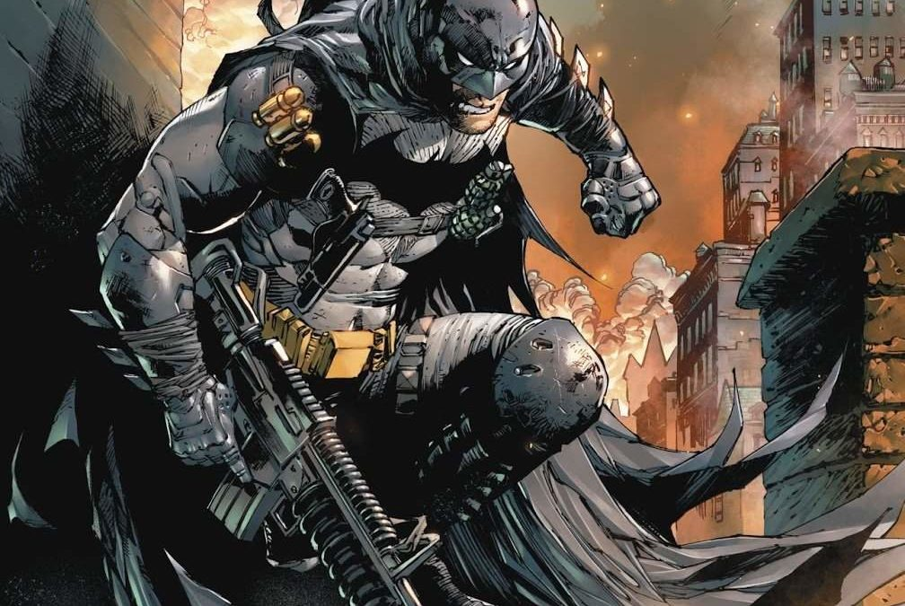 DC afasta Tom King da revista do Batman – Confirmado?