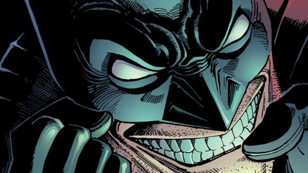 Batman Veneno - O Ultimato 1