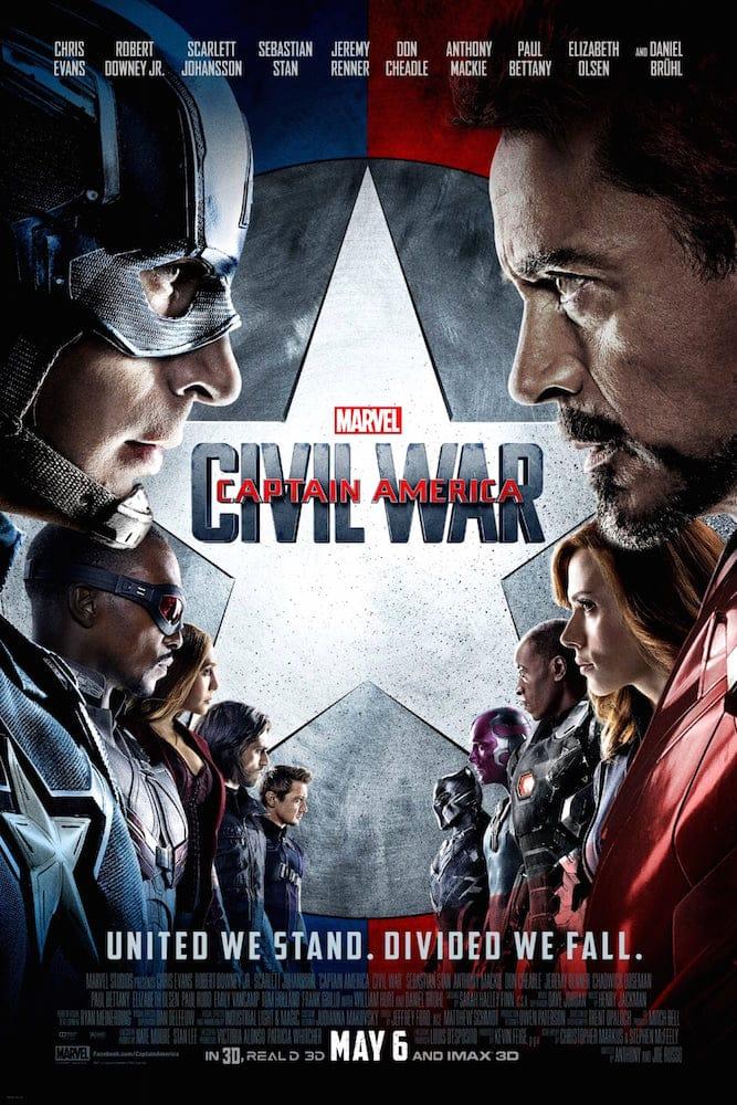 Capitão América: Guerra Civil - O Ultimato 1