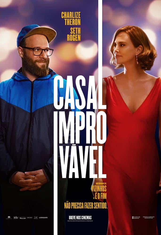 Casal Improvável tem nova data de estreia no Brasil 2