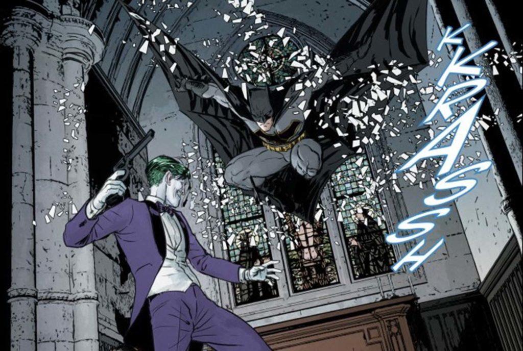 Coringa e o Casamento do Batman 1