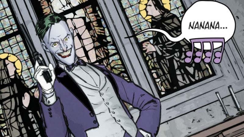 Coringa e o Casamento do Batman 2