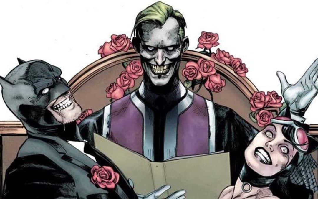Coringa e o Casamento do Batman