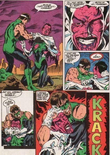 As melhores HQs do Lanterna Verde 7