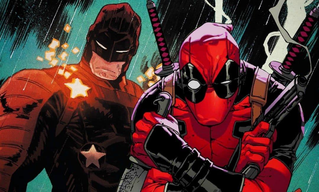 Deadpool mata os pais do Batman