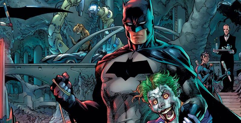 Batman Lidera as Vendas de Quadrinhos em Março