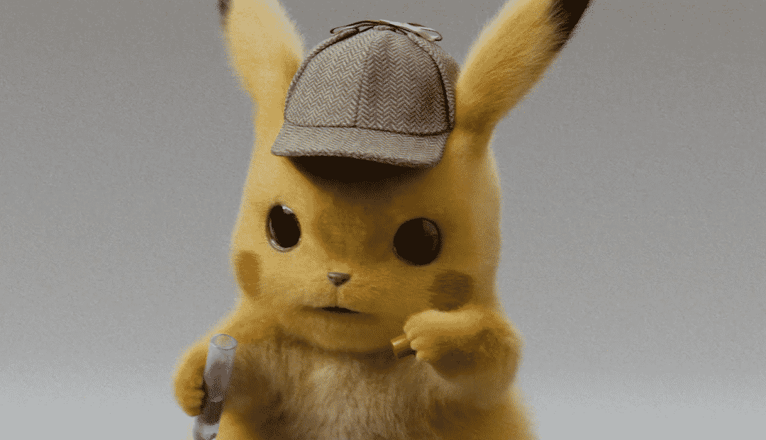 """Veja o sensacional """"teste de elenco"""" de Detetive Pikachu!"""