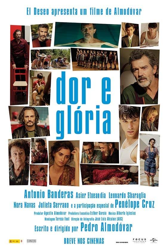 Veja o trailer de Dor e Glória, novo filme de Pedro Almodóvar 2