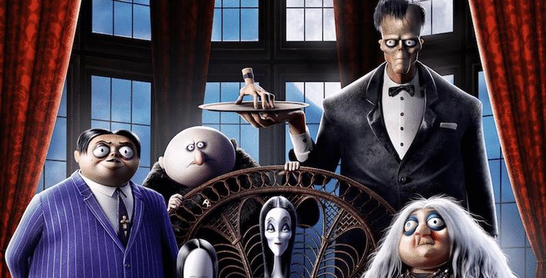 Divulgado Primeiro Teaser da Nova Animação da Família Addams
