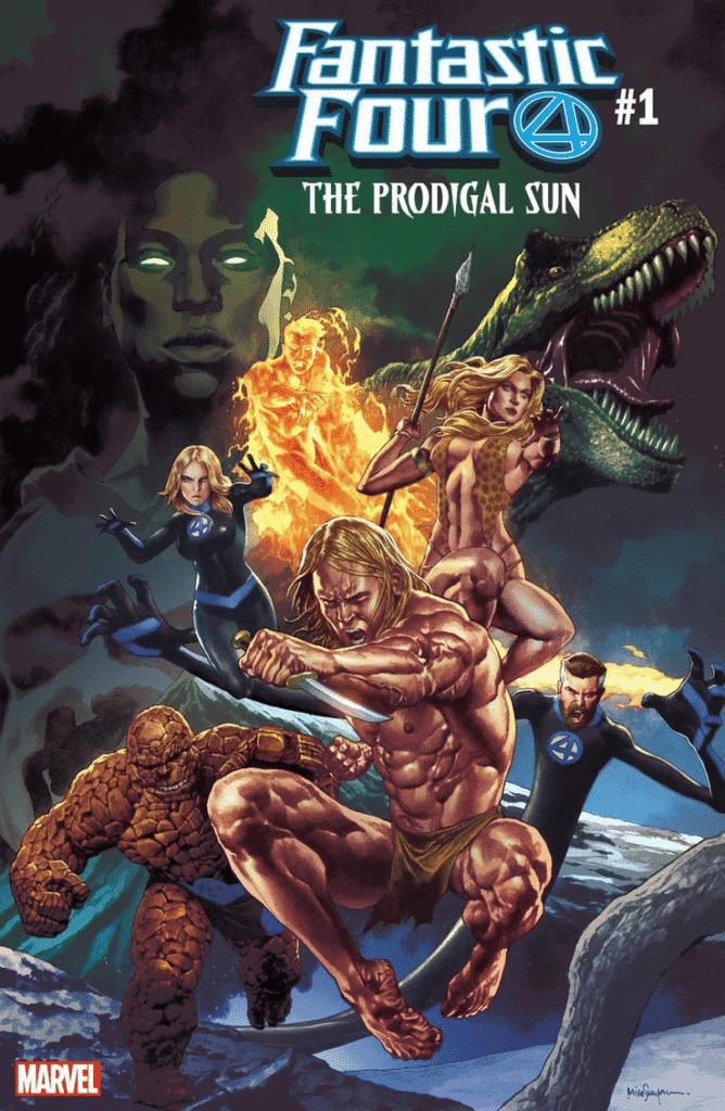 Novo Personagem Marvel será inserido em série do Quarteto Fantástico! 1