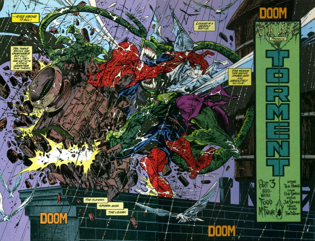 Homem-Aranha Tormento - O Ultimato 2