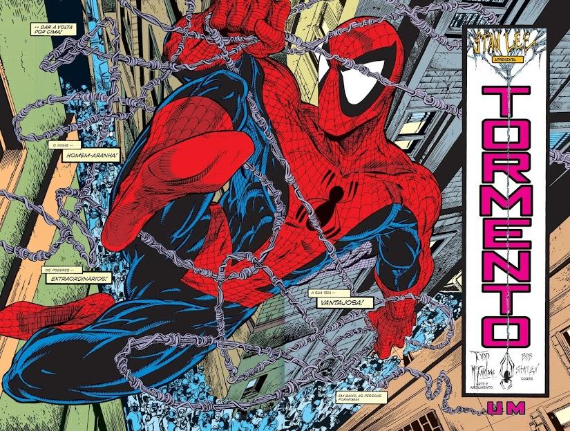 Homem-Aranha Tormento – O Ultimato