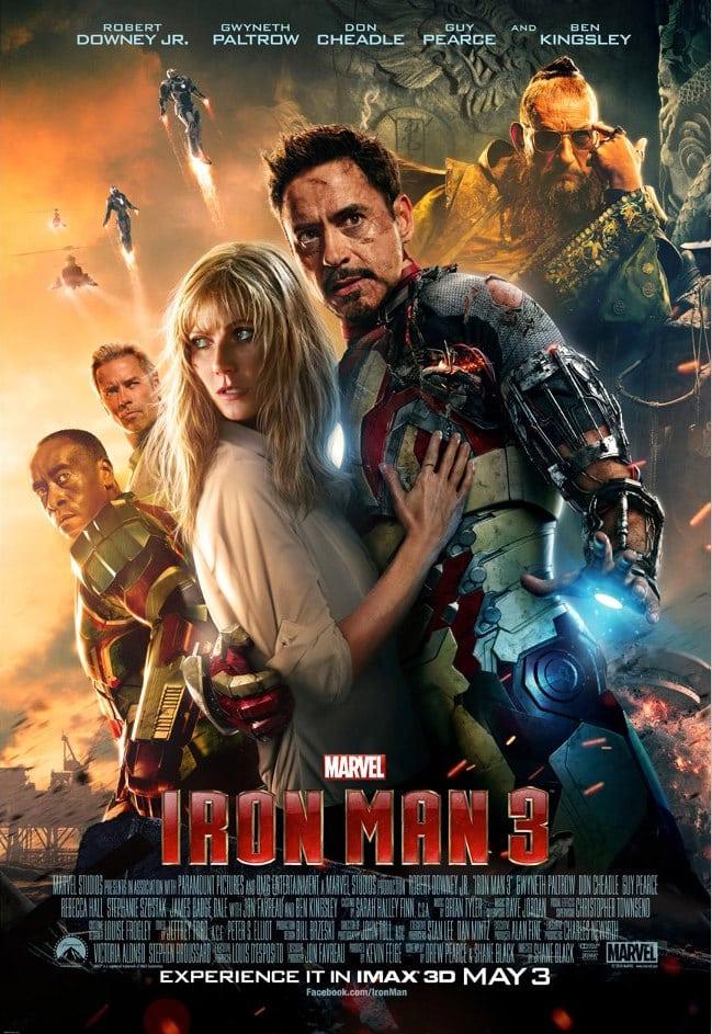 Homem de Ferro 3 - O Ultimato 1