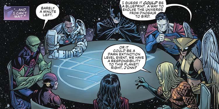 Scott Snyder começa com tudo na nova fase da Liga da Justiça! 1