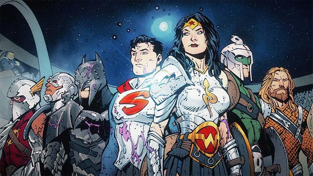Como Ler a Liga da Justiça de Scott Snyder 1
