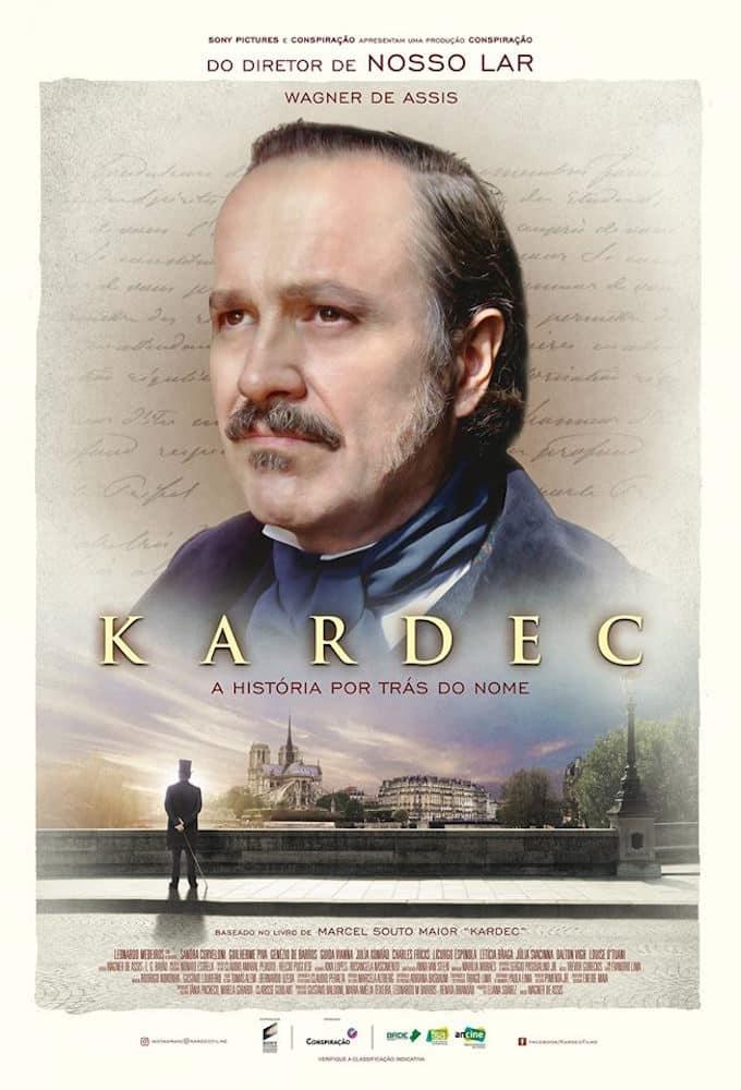 Começa pré-venda de Kardec na Rede Cinemark 2
