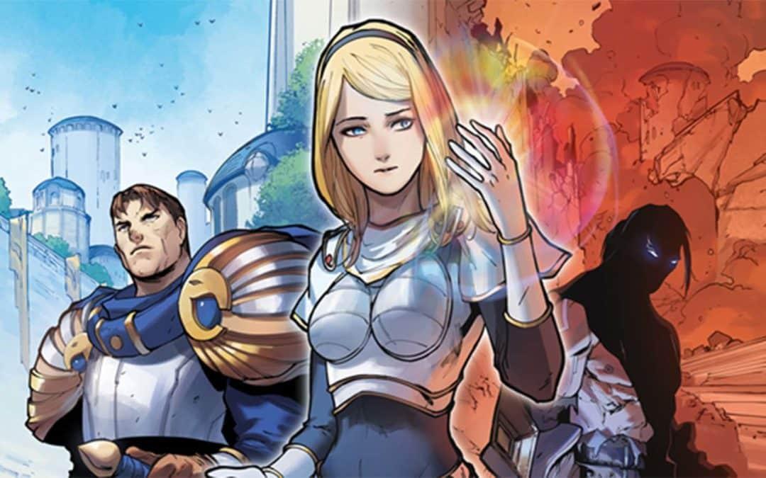 Riot Games lança nova coleção de histórias em quadrinhos chamada League of Legends: Lux