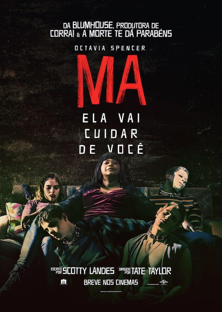 Ma, thriller com Octavia Spencer, ganha pôster oficial 2