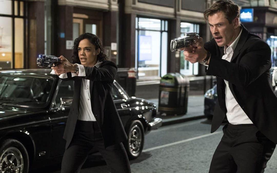 Sony divulga pôster oficial e trailer de Homens de Preto: MIB Internacional