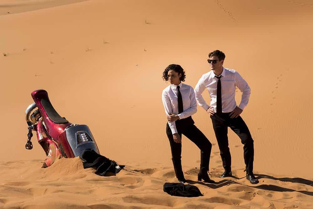 Sony divulga pôster oficial e trailer de Homens de Preto: MIB Internacional 2