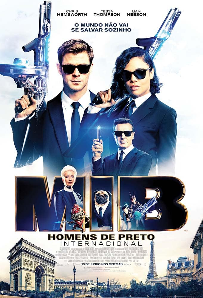 MIB: Homens de Preto Internacional - O Ultimato 1
