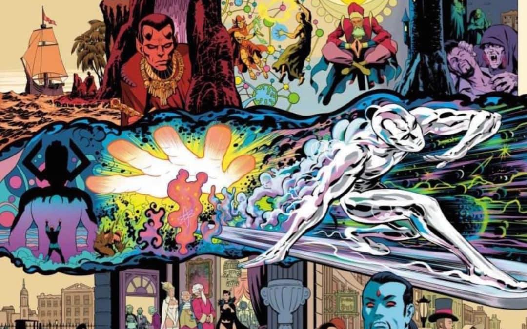 A História do Universo Marvel – O Ultimato