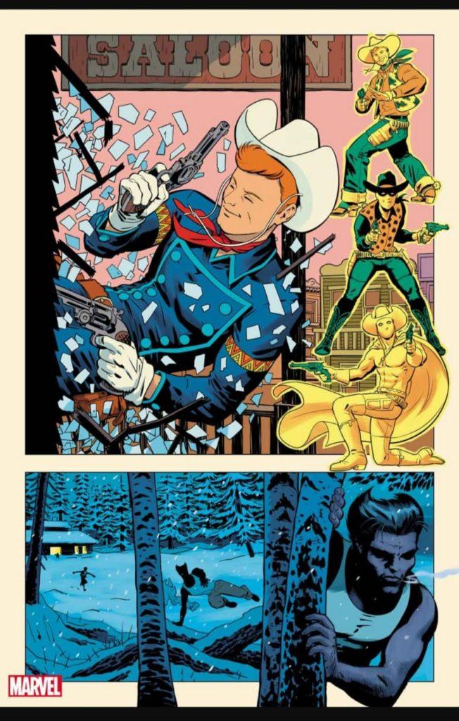"""""""History of The Marvel Universe"""" Ganha Primeiras Imagens! 3"""
