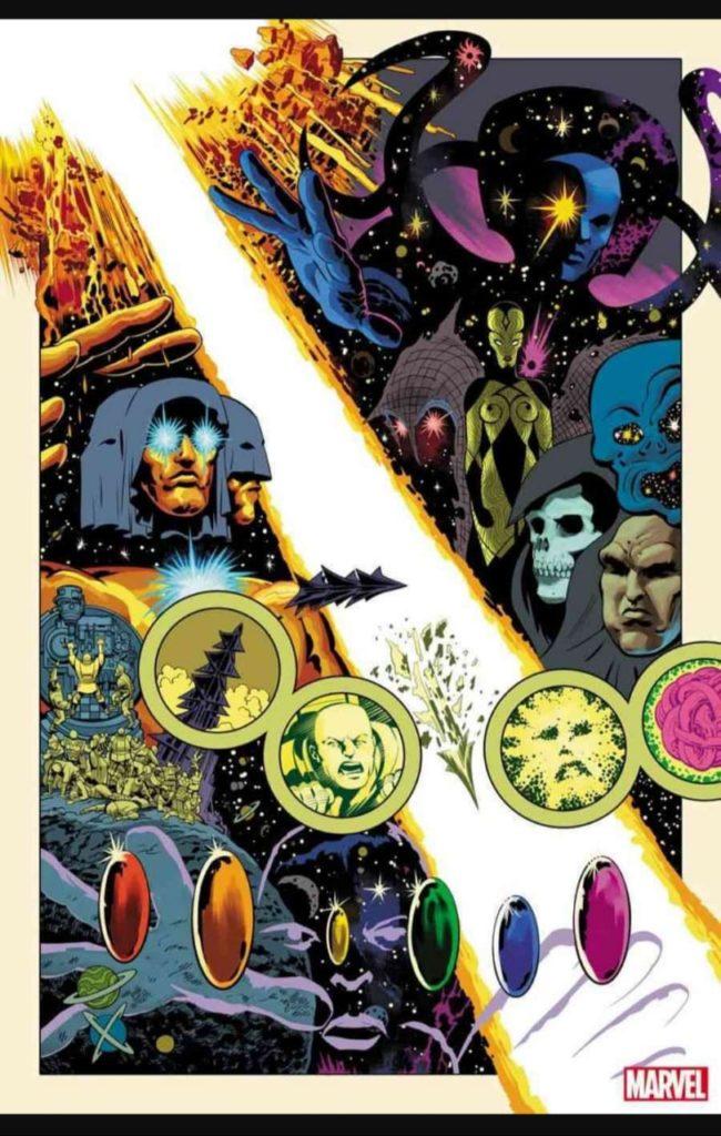 """""""History of The Marvel Universe"""" Ganha Primeiras Imagens! 2"""