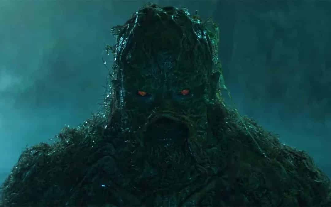 Depois de empolgante teaser, DC divulga primeiro trailer completo de Monstro do Pântano!