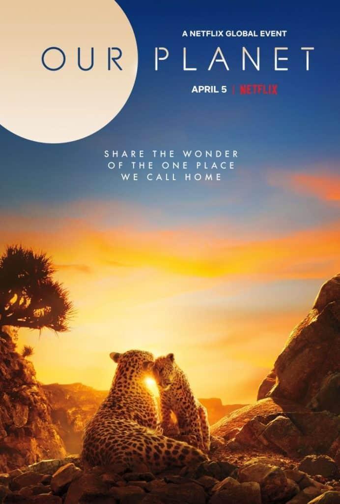 Nosso Planeta (Netflix) - Dicas de Streaming 1