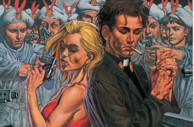 Vampiro Americano - As Melhores Séries da Vertigo 16