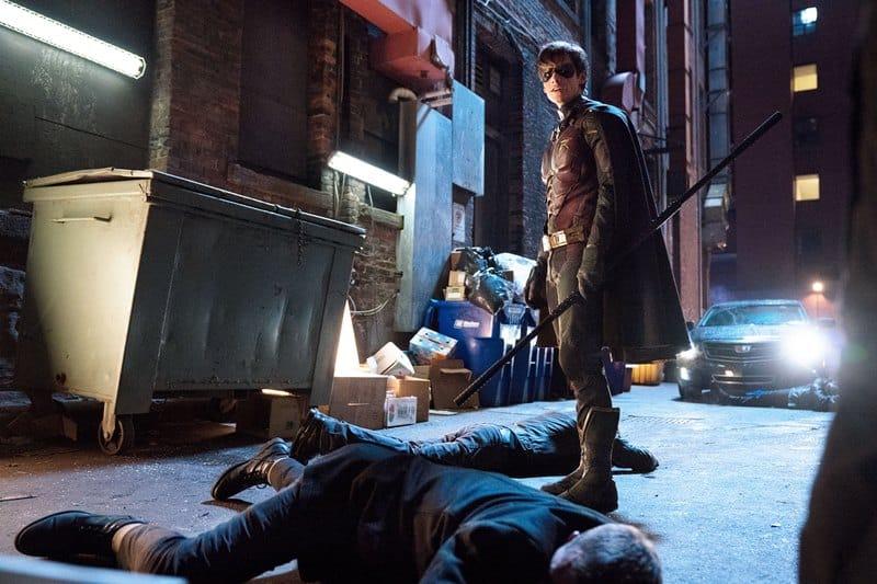 O que esperar de Iain Glen como Batman? 3