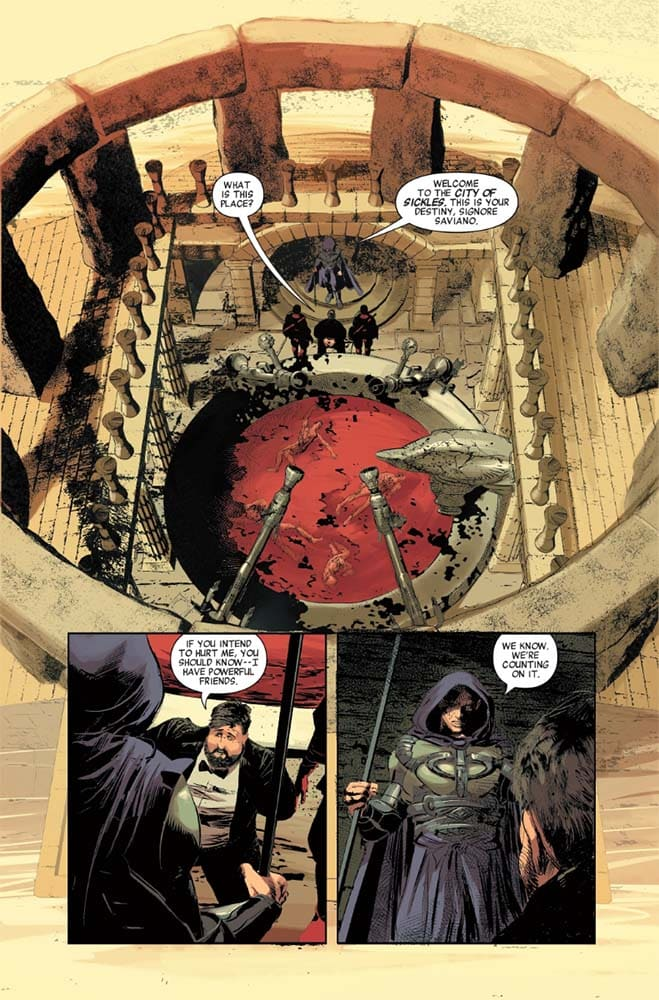 Nova Equipe de Vingadores que reunirá Conan e Wolverine ganha prévia 2