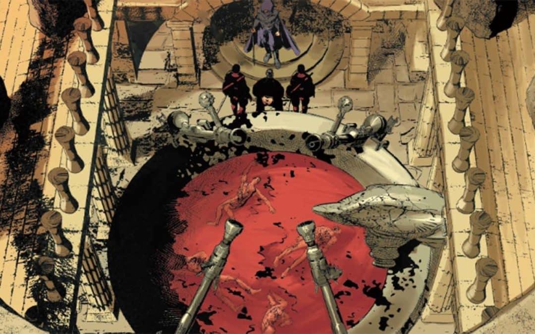 Nova Equipe de Vingadores que reunirá Conan e Wolverine ganha prévia