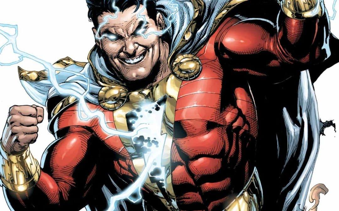 Mas afinal, Shazam ou Capitão Marvel?