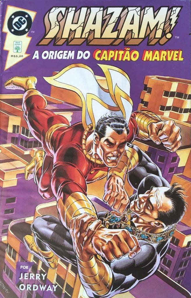 Shazam A Origem do Capitão Marvel (1995) 2