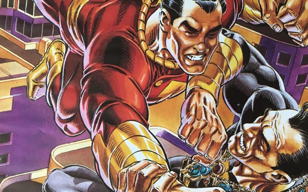 Shazam! A Origem do Capitão Marvel